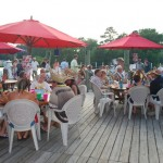 """Come enjoy """"Caught Inside"""" on the deck Friday Night the 15th!"""